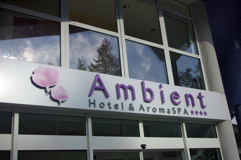 Ambient Hotel Sikonda****