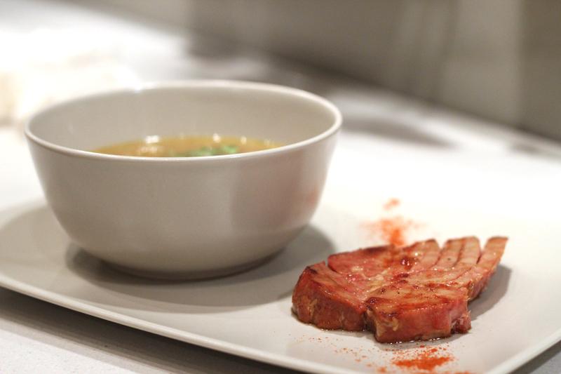 Vörös tonhal leves sok-sok citrussal