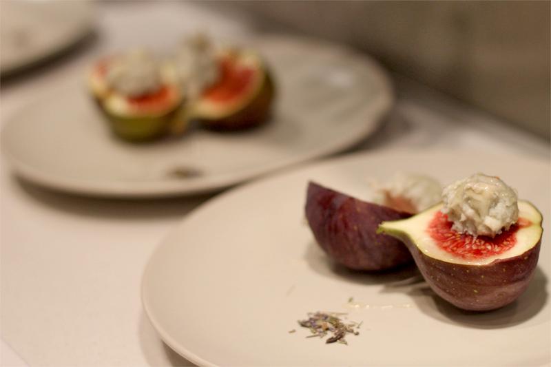 Pazar ízkombináció - füge, gorgonzola és méz