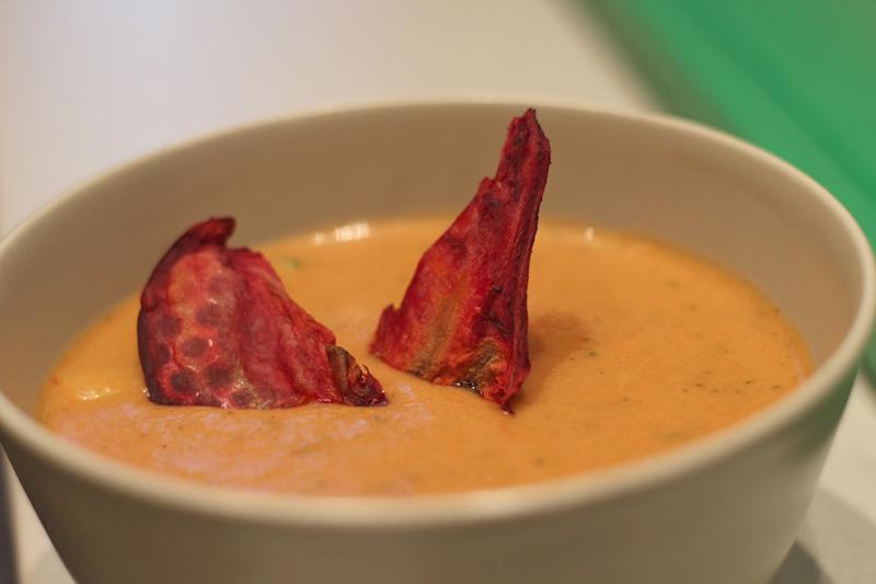 Céklacápák a levesben :-)