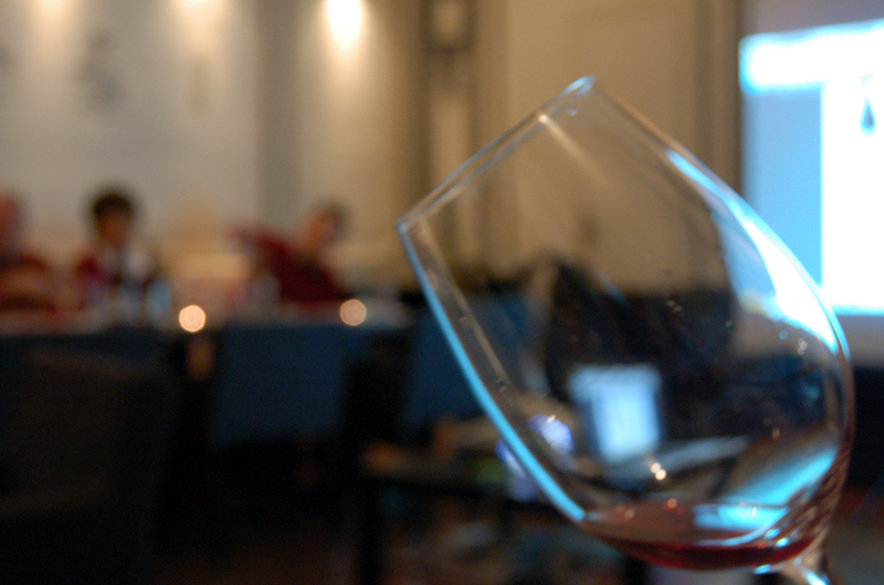 Piemont a pohár alján